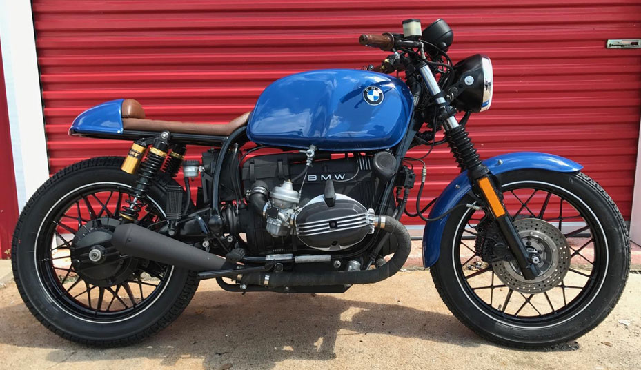 burgundee bikes custom rare vintage cafe racer motorcycles