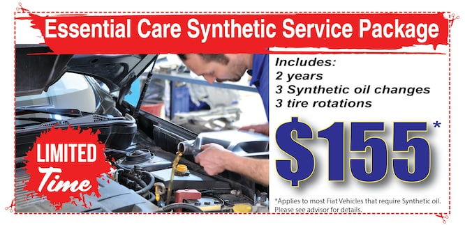 Oil Change Coupon $155