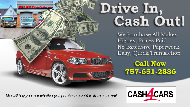 Cash4Cars Virginia Beach