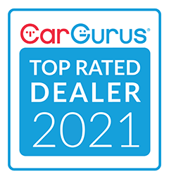 CarGurus Top Rated Dealer 2021