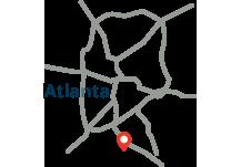 Jonesboro Map