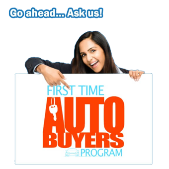 First Time Auto Buyers