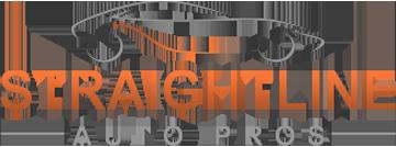 StraightLine Auto Pros Logo