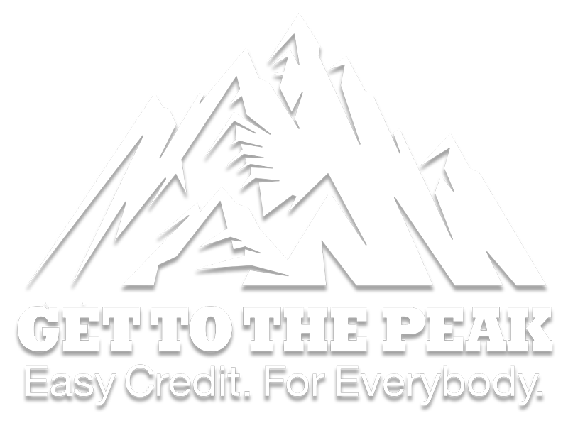 Get to the Peak. Easy Credit for Everybody