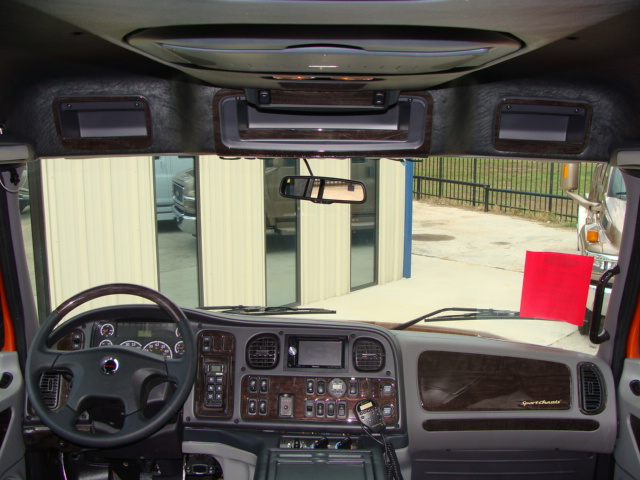 SPORTCHASSIS interior pictures trucks texas
