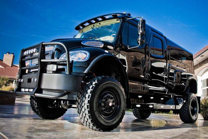 sportchassis trucks texas p4 xl marketing