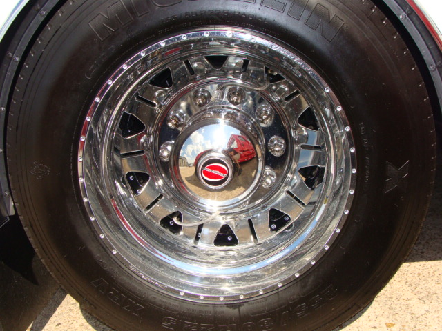 sport chassis custom chrome wheel