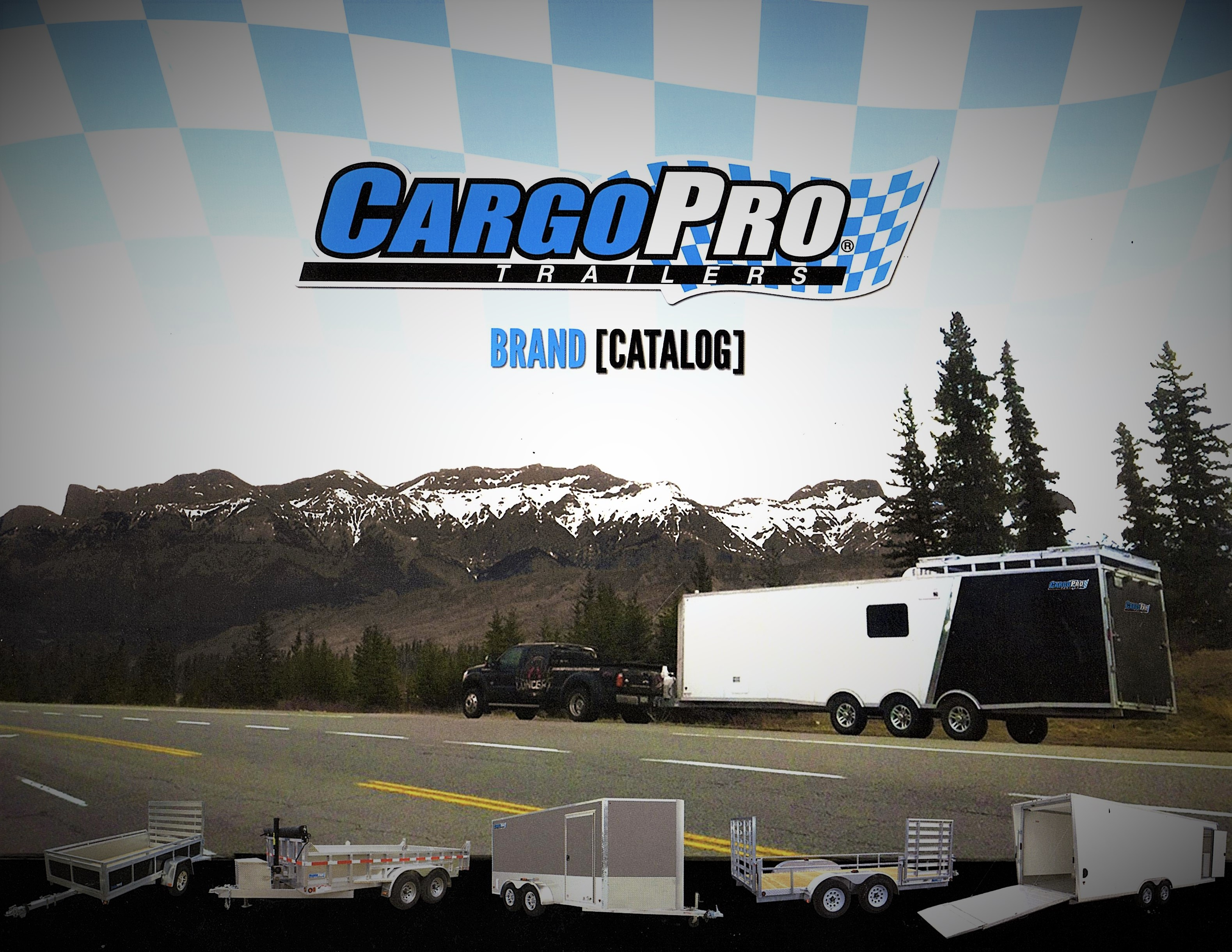 Cargo Pro Trailers info spec