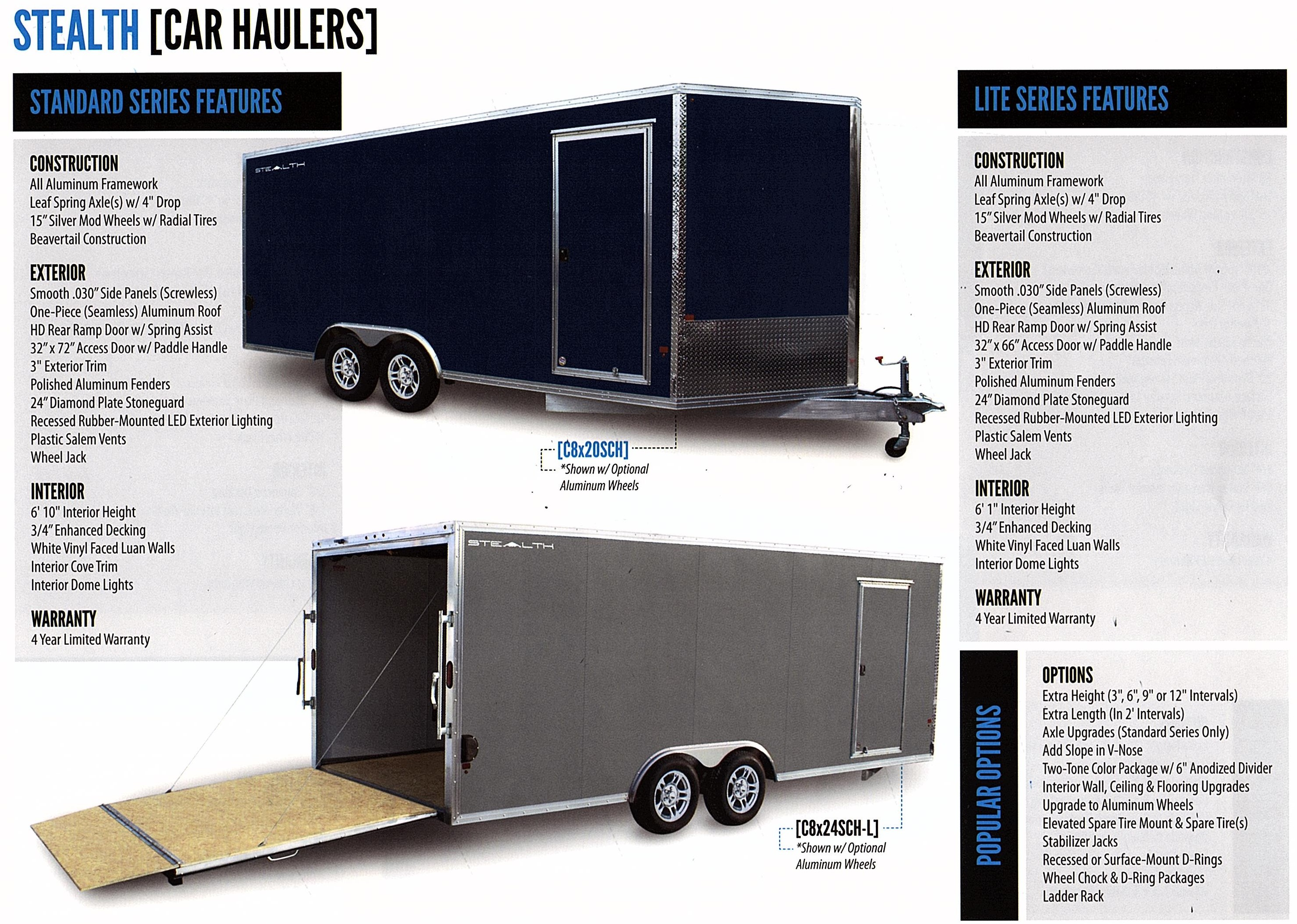 cheaper car trailers