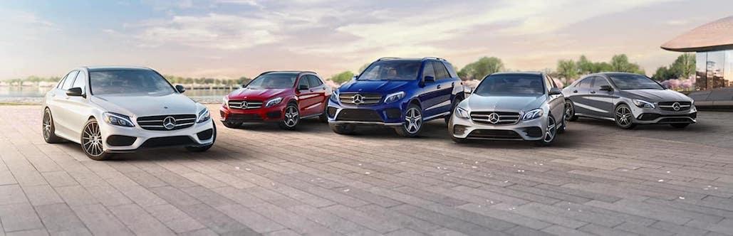Mercedes-Benz lineup
