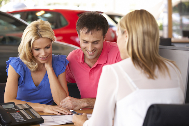 Repair Bad Credit With a Car Loan