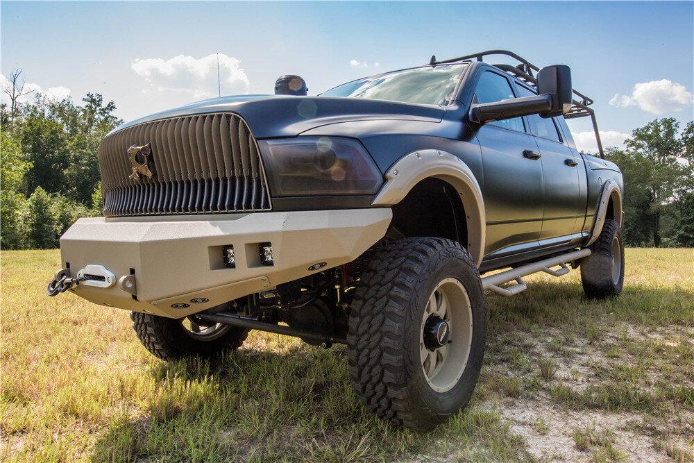 2015 Ram Zac Brown's Truck