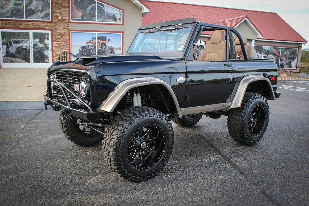 King Ranch Ford Bronco