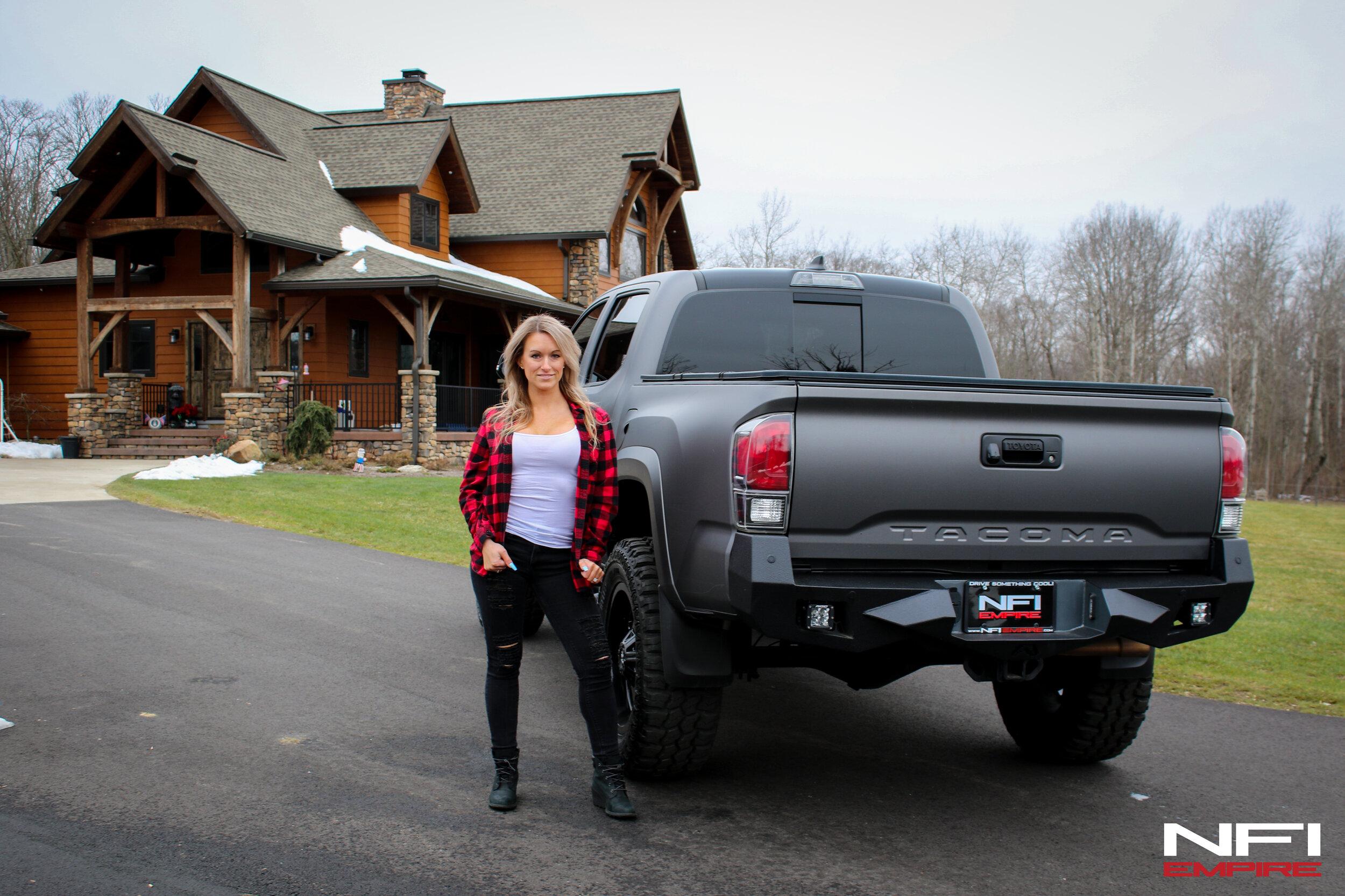 2018 Toyota Tacoma Lifted