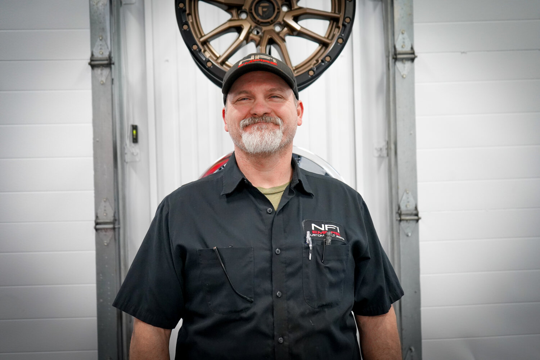 Dave - Technician