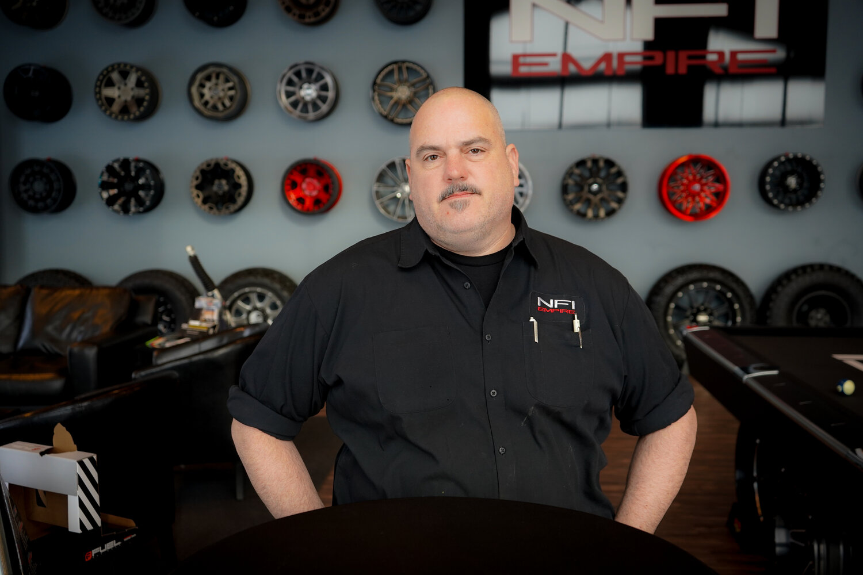 Jim - Technician