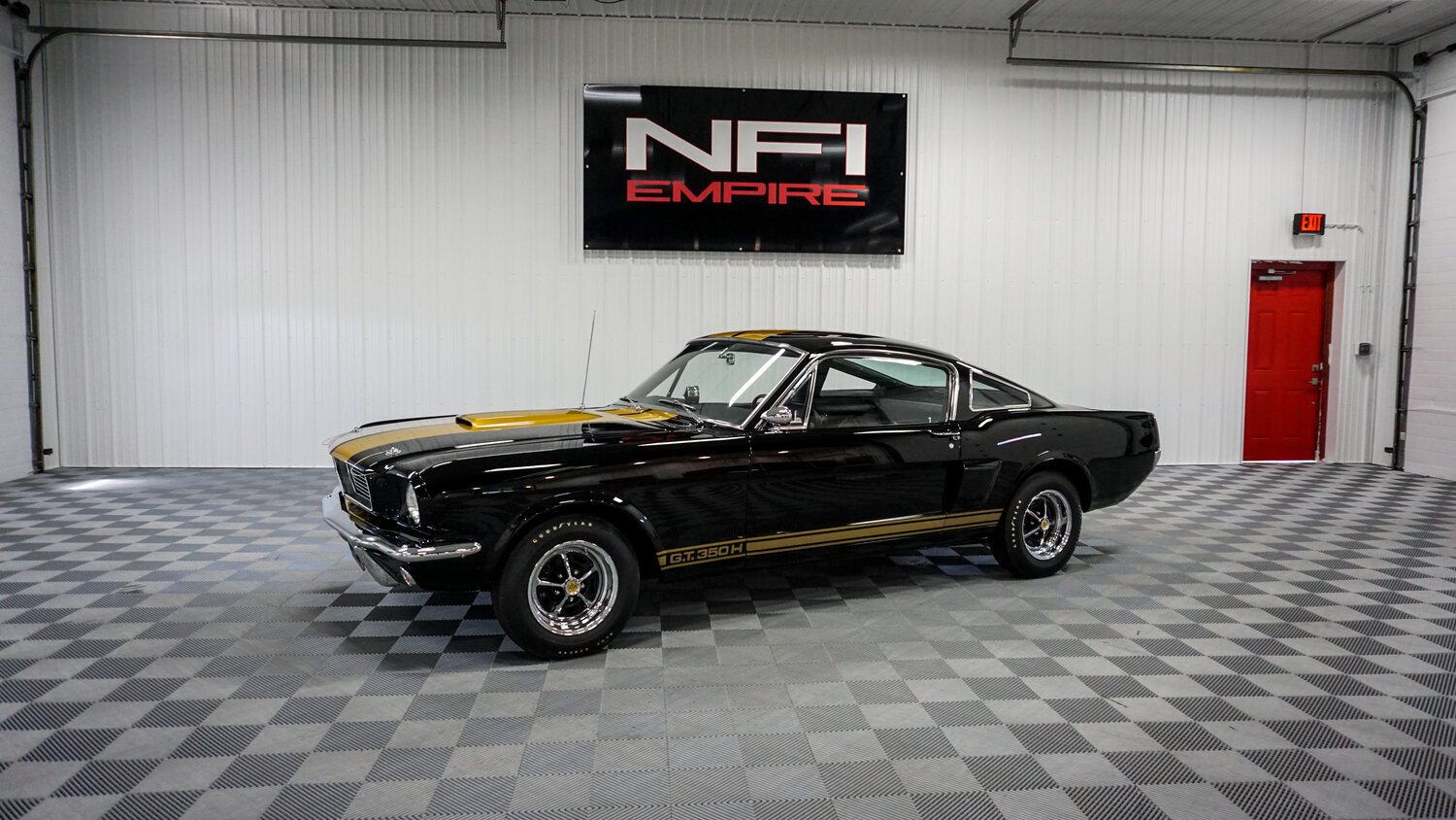 1966 Ford Mustang Shelby GT350-H