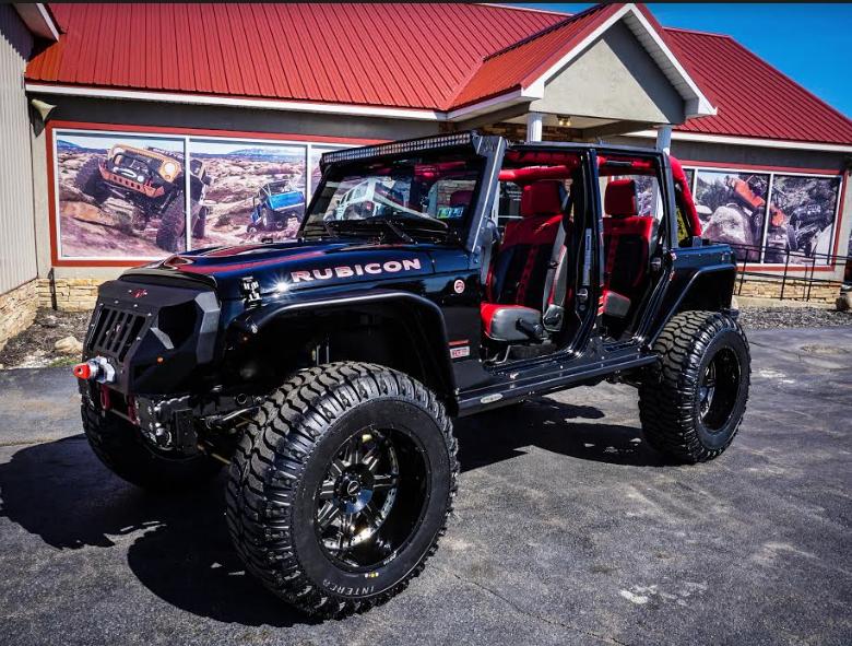 NFI Empire Jeep