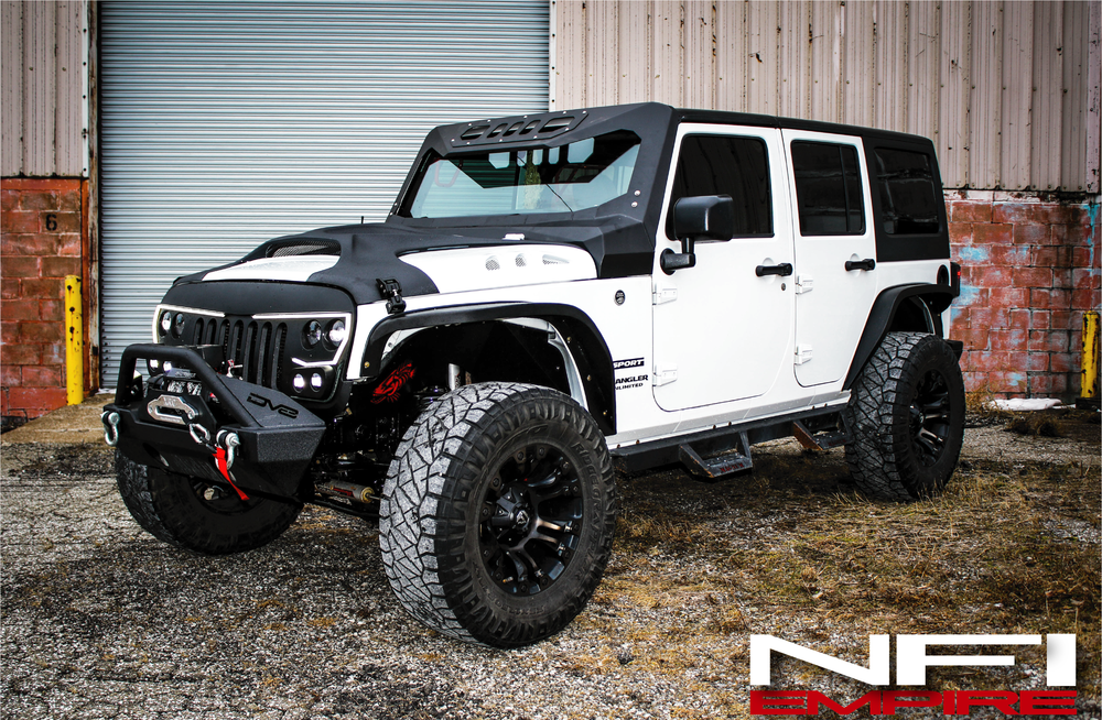 The Destroyer Jeep
