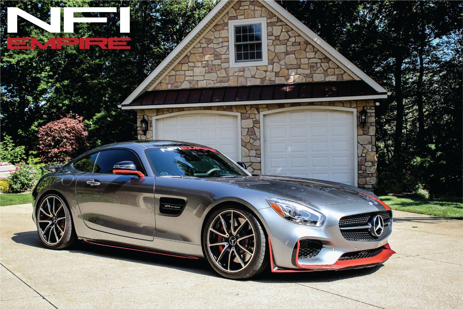 2016 Mercedes AMG GTS Edition 1