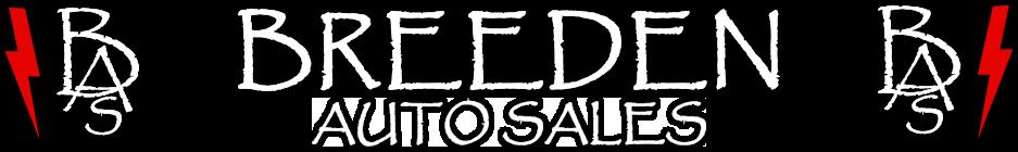 Breeden Auto Sales Logo