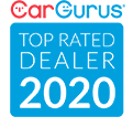 cargurus 2020 top-rated dealer