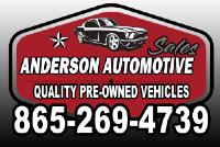 Anderson Automotive Sales