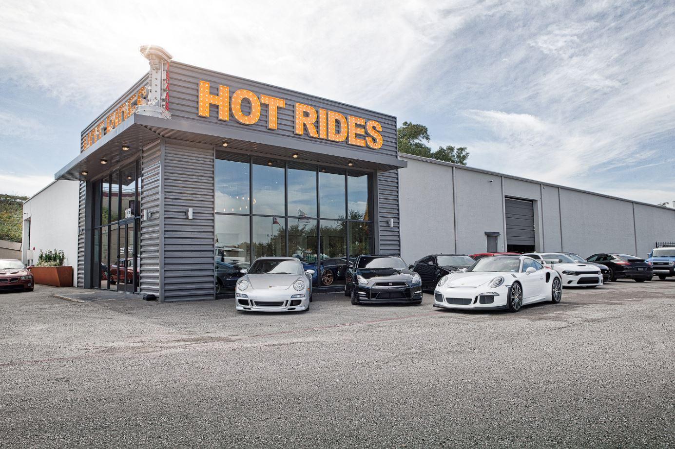 Texas Hot Rides has Hot Rods in Dallas