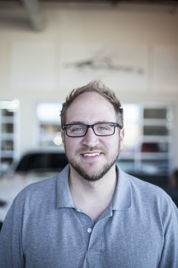Evan Jarcy - Finance Manager - Texas Hot Rides