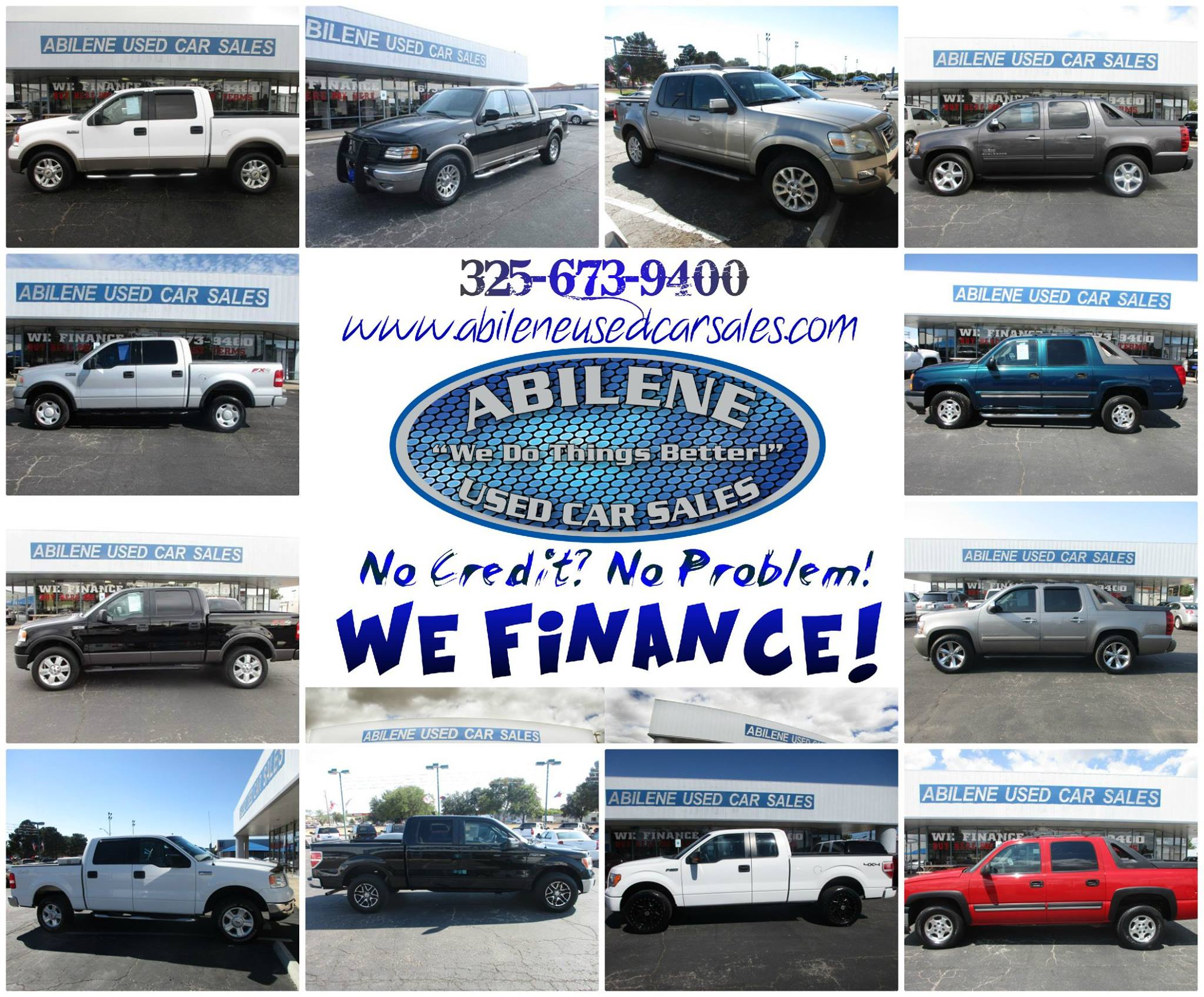 In House Financing Abilene Texas