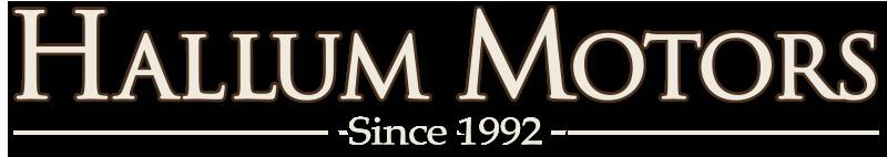 Hallum Motors Logo