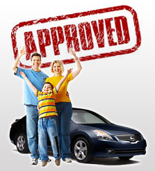 Get Approved | Hallum Motors