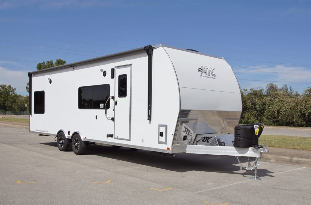 $2000 REBATE 2020 ATC Toy Hauler 28′ No Front Bedroom