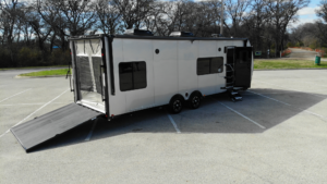 ATC 28′ Toy Hauler W/O Front Bedroom