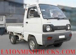 94 Suzuki carry 4x4 mini truck