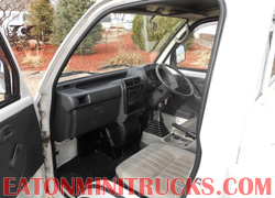 interion room 5 speed 4wd mini truck