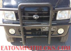 Custom off road front brush guard 4x4 hijet deck van