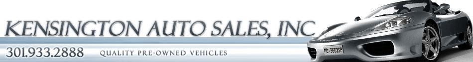 Kensington Auto Sales
