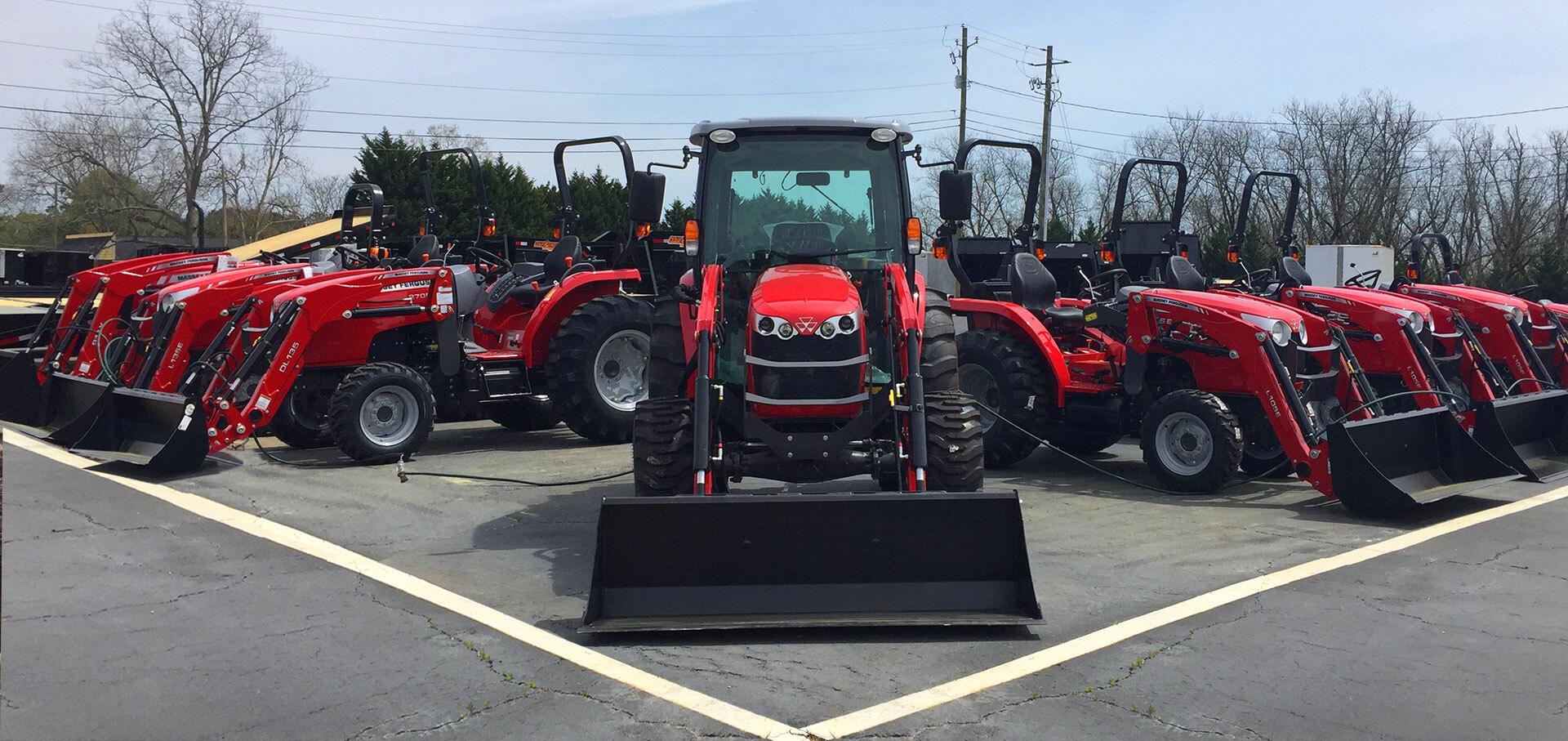 Tractors Trailers Madison | Used Equipment Madison