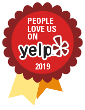 people love us on yelp 2019