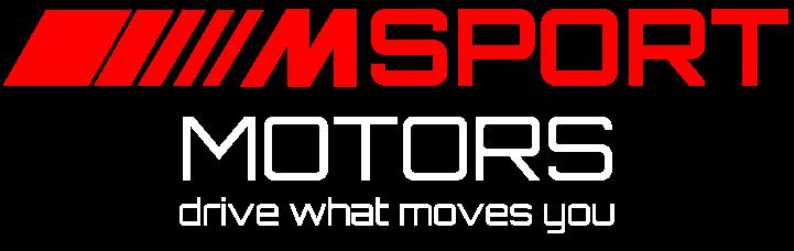 M Sport Motors Logo
