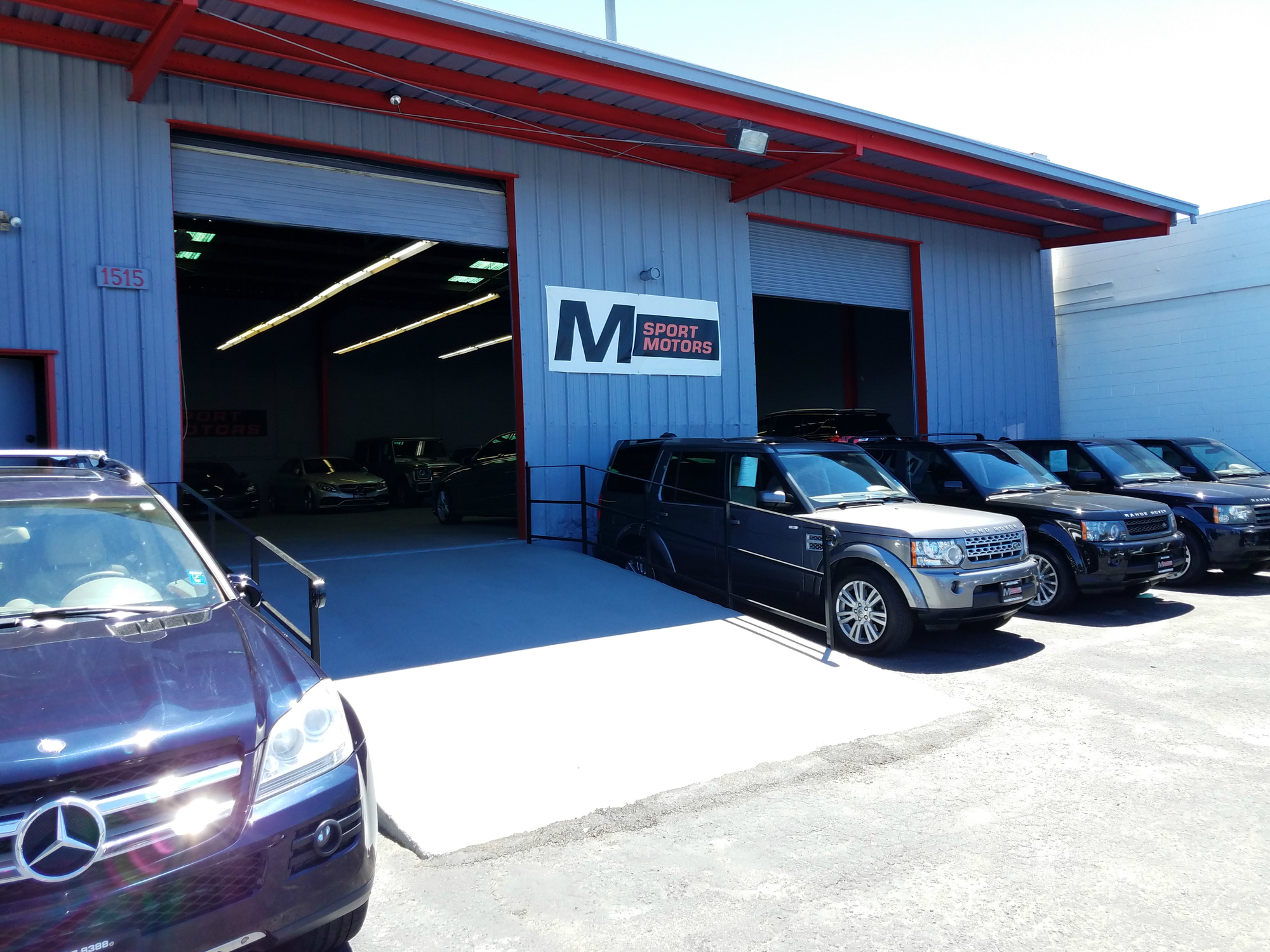 About M Sport Motors - Used Luxury Car Dealer Walnut Creek CA