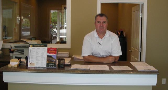 Randy McNabb, Owner