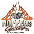 Hopper's Cycles Logo