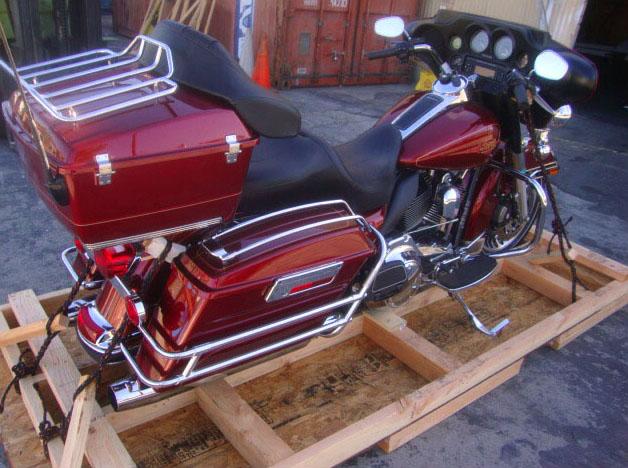 Shipping Harley