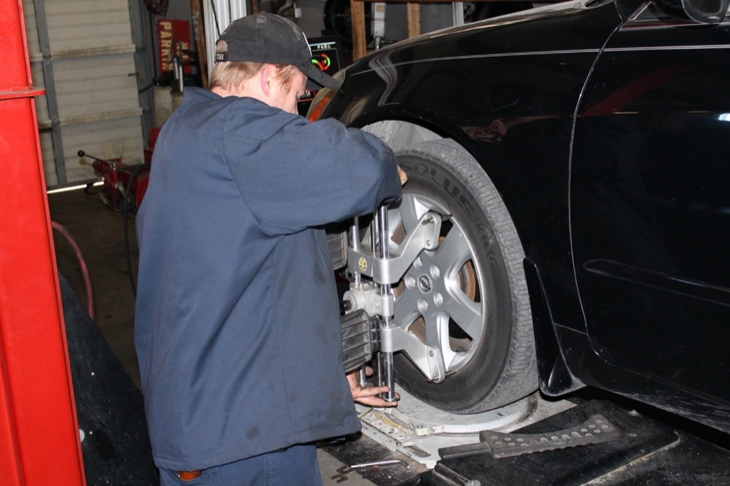Custom Rims & Tires
