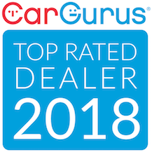 CarGurus Top Rated Dealer Badge - Legend Motorcars of Carrollton