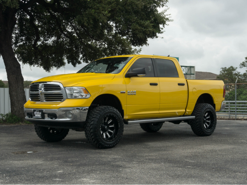 Used Dodge Ram Trucks San Antonio - American Auto Brokers