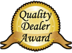 quality dealer award
