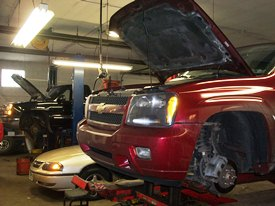 Tregembo Motors Service Department - Quality Auto Repair Pittsburgh